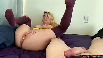 My stupid stepbrother came in my pussy!