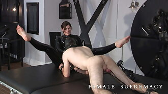 Ball busting Female Ascendancy with Baroness Essex