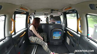 She wanted to try sex in a taxi