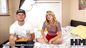 Cali Sparks First Porn Scene