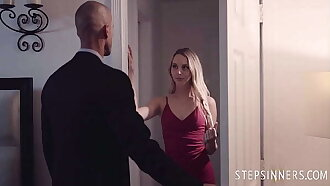 Dad Books Escort Services And Daughter Walks In. Both Confused!